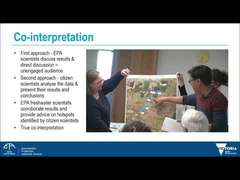 T Hayes: Harnessing Community Knowledge Through Citizen Science