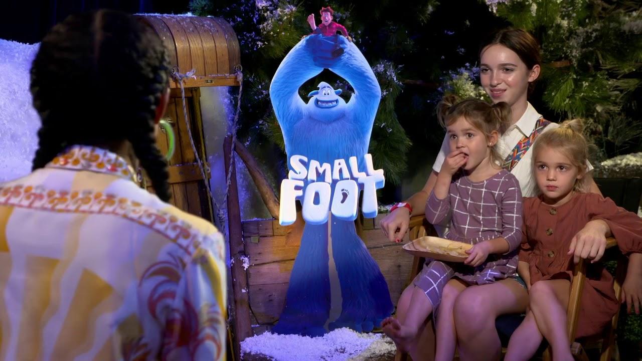 Toddler internet stars Mila and Emma nab Kris Jenner for