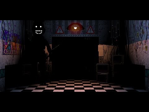 Esperando a Shadow Bonnie en Fnaf 2 VR ! | Five nights at freddy's Help Wanted Noche 3 y 4
