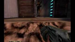 Let's Play Turok Evolution Pt. 36, Not So Quiet In The Library
