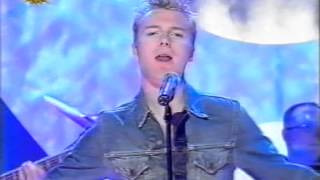 Boyzone - Ronan Keating - When You Say Nothing At All live on SMTV