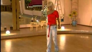 Техника Латиноамериканского танца 2