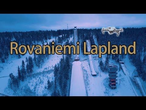 Rovaniemi Lapland  Arctic Circle Finland