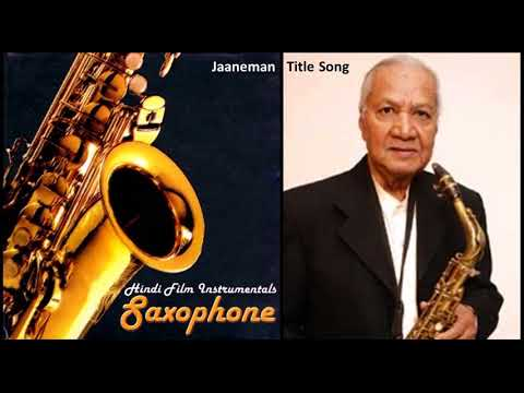 Manohari Singh - Instrumental (Saxophone) - Jaaneman (1976) - Title Song