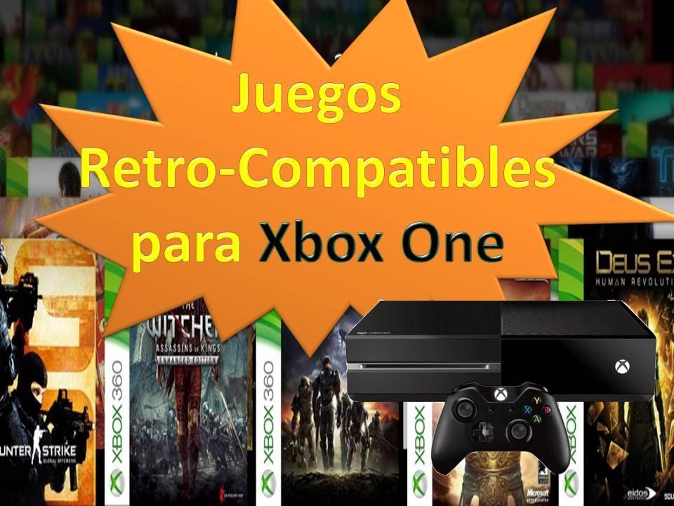 Juegos Retro Compatibles Para Xbox One Youtube