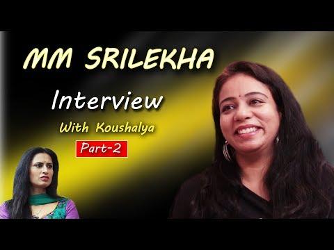 నేను మ్యూజిక్ డైరెక్టర్ అని చాలా మందికి తెలీదు     Music Director M M Srilekha Interview Part-2