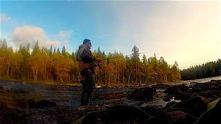 Рыбалка в Северной Карелии День 7-8 Приключения продолжаются!)