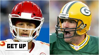 Is Patrick Mahomes Basically Brett Favre Without The Interceptions? | Get Up