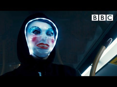 The creepy bus scene that terrified fans! | Luther - BBC