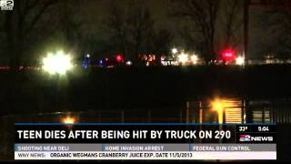 Police Investigate Deadly Accident On I 290