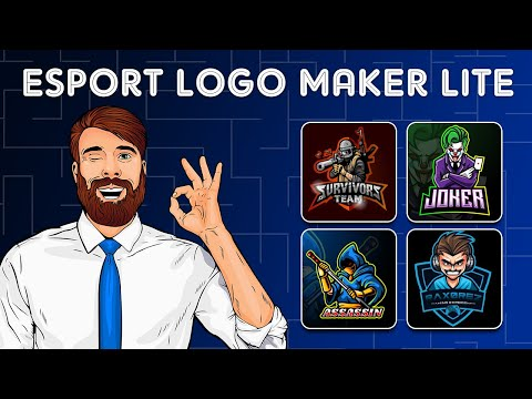how-to-create-free-esports-logo-on-android,-logo-esport-maker-|-create-gaming-logo-maker,-lite