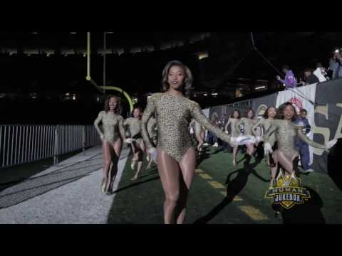 Southern University Human Jukebox 2016 Marching In | Bayou Classic BOTB