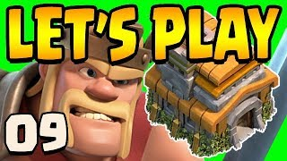 800k RAID!  TH7 Let's Play ep9 | Clash of Clans