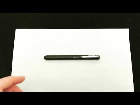 Boker Plus Rocket Bolt-Action Pen