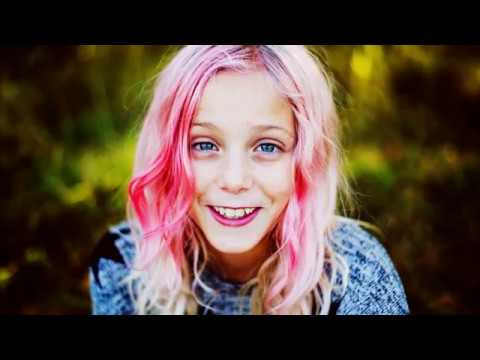 Klara, 12 år, gick bort i pons gliom - Barncancergalan 2016