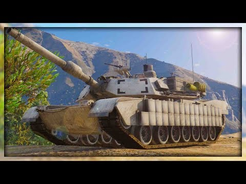 DON'T MESS WITH THE TANK! | Gta V Online
