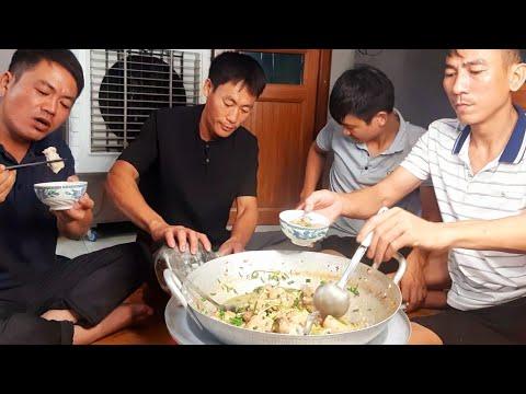CÁCH LÀM CHÂn GIÒ HEO HẦM ĐỖ XANH | Biển Nguyễn ngọc.