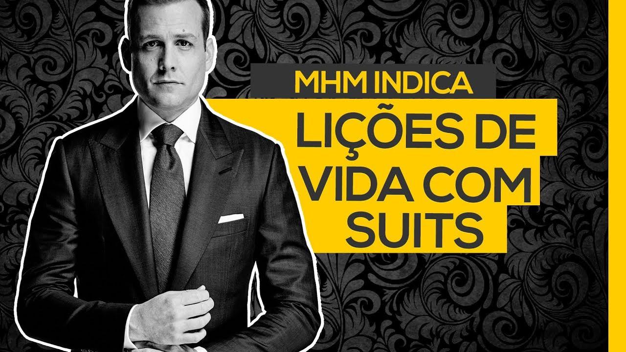 Suits 5 Lições De Vida Com Harvey Specter Youtube