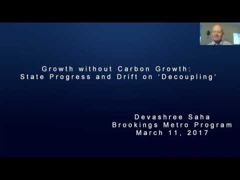 March 2017 Monthly Meeting with Devashree Saha