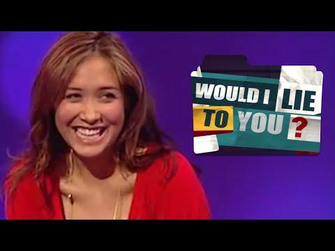 Jason Manford, Myleene Klass, Leslie Ash, Neil Morrissey in Would I Lie to You? | Earful #Comedy