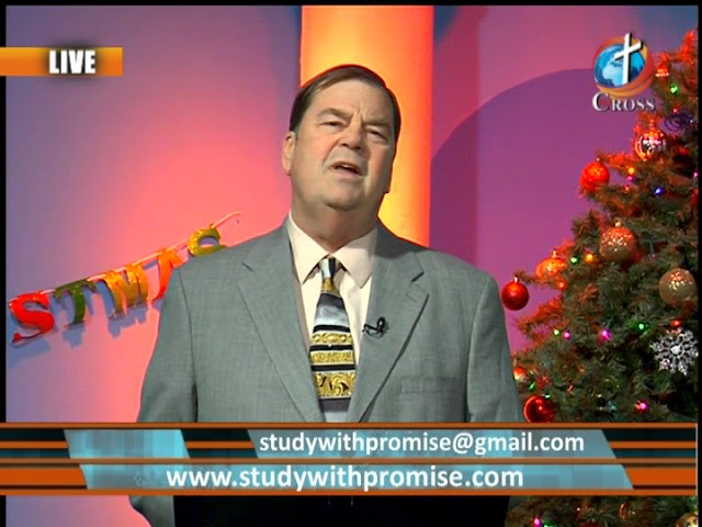 Study with Promise at Promise Christian University (CHaplain David )12-25-2017