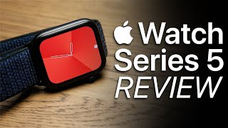 Apple Watch Series 5 Review: The best smartwatch gets better. Should you upgrade?