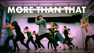 "Baixar ""MORE THAN THAT"" - Lauren Jauregui (Choreography) #JazzingWithJJ"