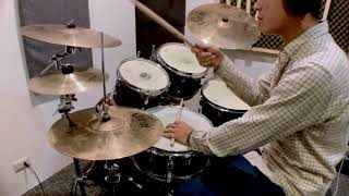 Punch Brothers Jumbo Drum Playalong By Sian