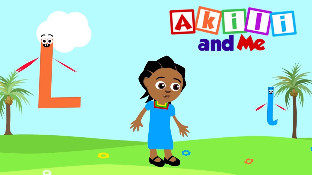 The Letter L Song   Educational phonics song from Akili and Me, the African Edu-Cartoon