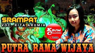 SRAMPAT ( Cover Jaranan ) - PUTRA RAMA WIJAYA Live Menanggal Mojosari Mojokerto 2019