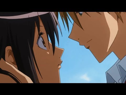 Usui x Misaki Sweet Moments - Kaichou wa Maid-sama