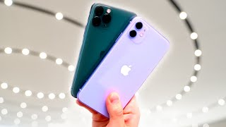 Download iPhone 11 vs 11 Pro - Apple Didn't Tell You Everything Mp3 and Videos