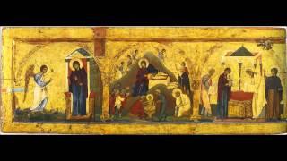 خدمة برامون الميلاد - في ذلك الوقت كتبت مريم