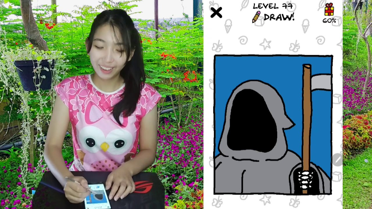 Jawaban Just Draw Level 76 77 78 79 80 Youtube