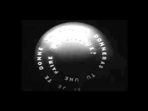 Duchamp - Anemic Cinema (1926) with The Album Leaf