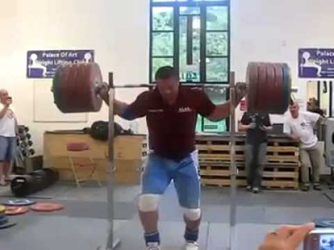 400 Kg Weight Picked Up The Guy Best Lifting