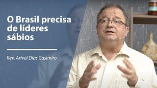Meditando nas Promessas | O Brasil Precisa de Líderes Sábios | IPP TV