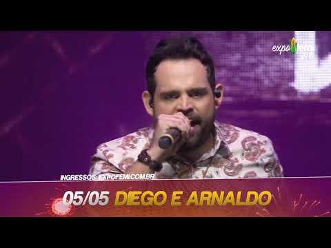 ExpoFemi 2018 - Dia 5 a dupla sensação do Brasil Diego e Arnaldo vai agitar Xanxerê!