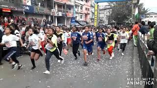 YSC Marathon Run - 2020