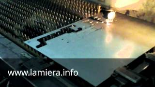 Laser Mazak X510 usato