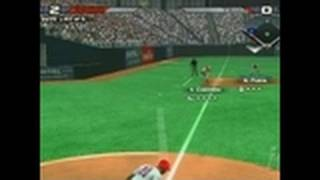 The Bigs Nintendo Wii Gameplay - On the Mound