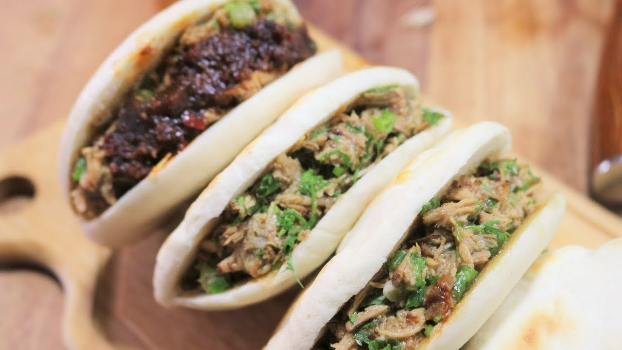 Best chinese street food rou jia mo hamburger recipe best chinese street food rou jia mo hamburger recipe forumfinder Image collections
