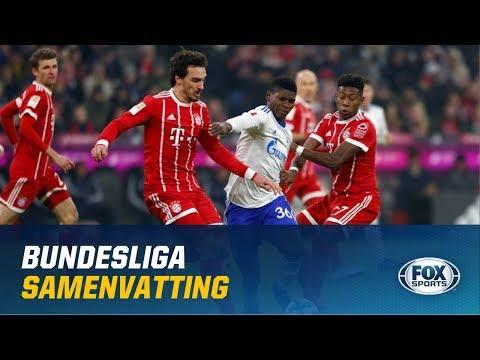 HIGHLIGHTS | Samenvatting Bayern München - Schalke 04