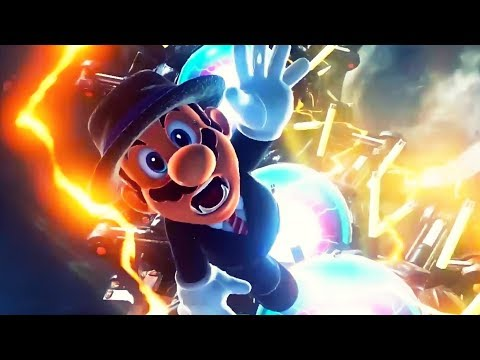 NEW DANK CITY   Super Mario Odyssey - Part 4