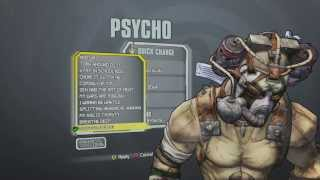Borderlands 2 - Krieg the Psycho's Party Pack (GLUG GLUG GLUG head and DRINK IT DOWN skin)