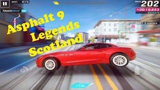 Asphalt 9 Legends(Scotland)iOS/Android Game