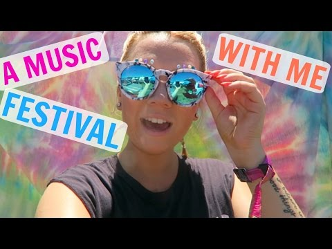 WHAT A CAMPING MUSIC FESTIVAL IS REALLY LIKE | SISTER SUMMER