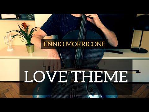 Ennio Morricone - Love Theme From Nuovo Cinema Paradiso (COVER)