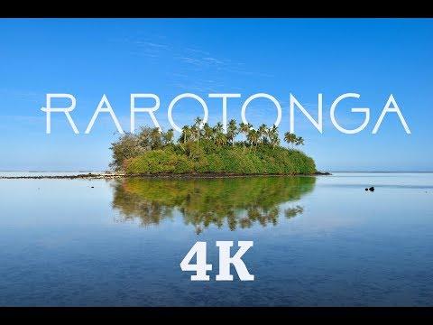 Rarotonga in 4k! DJI Mavic Pro