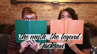 What makes a good reader? with Jackson Bird | The Myth, The Legend